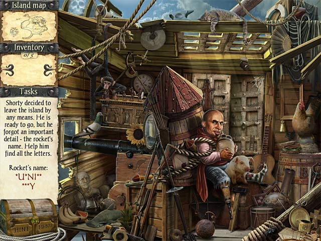 Image Robinson Crusoe and the Cursed Pirates