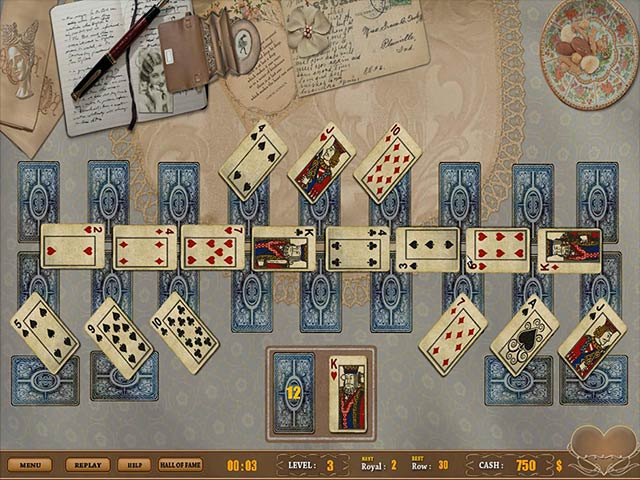 Image Royal Challenge Solitaire