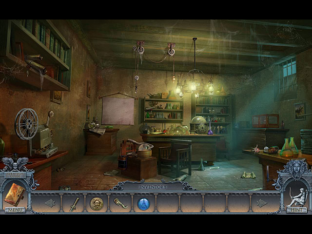 Image Secrets of the Dark: Mystery of the Ancestral Estate Collector's Edition