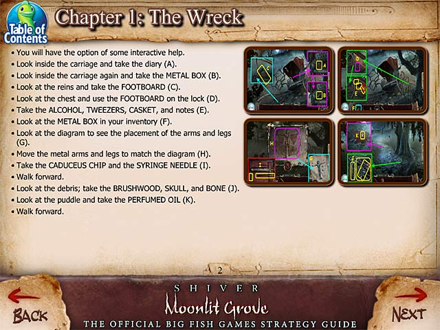 Image Shiver: Moonlit Grove Strategy Guide