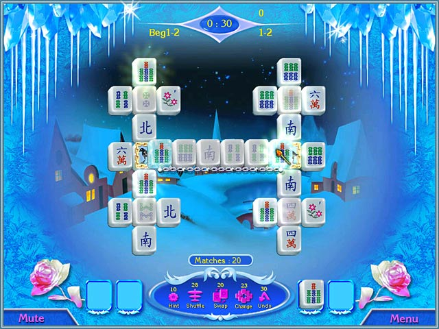 Image Snow Queen Mahjong