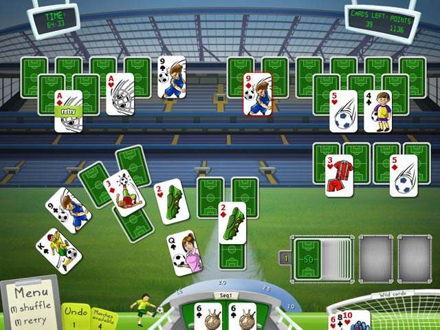 Image Soccer Cup Solitaire