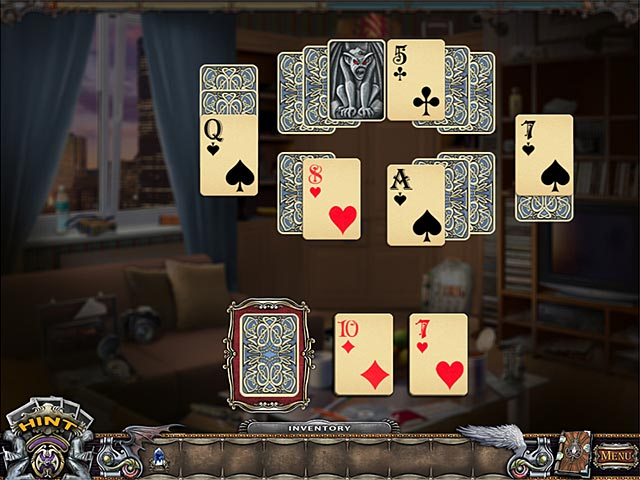 Image Solitaire Mystery: Stolen Power