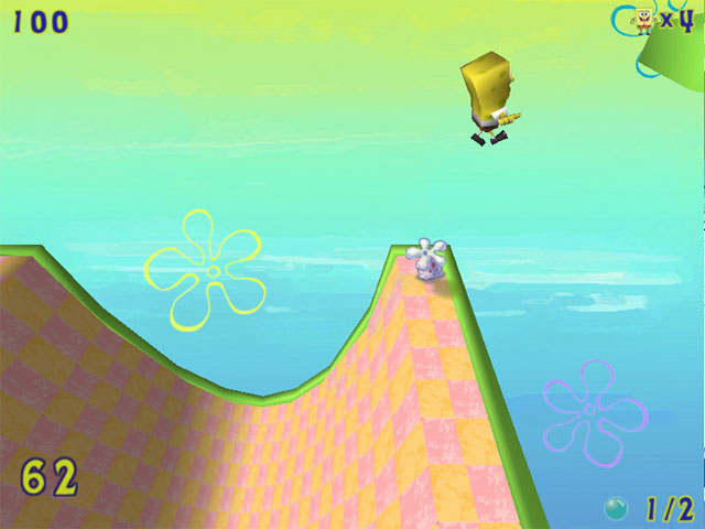 Image SpongeBob SquarePants Obstacle Odyssey