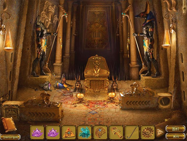 Image Temple of Life: The Legend of Four Elements