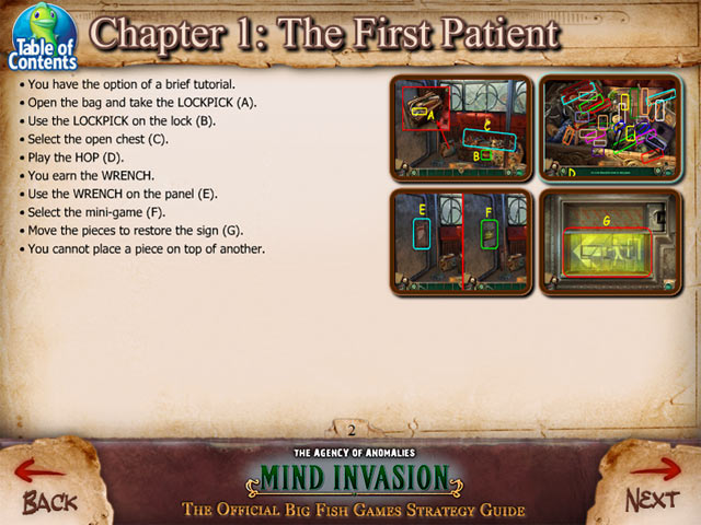 Image The Agency of Anomalies: Mind Invasion Strategy Guide