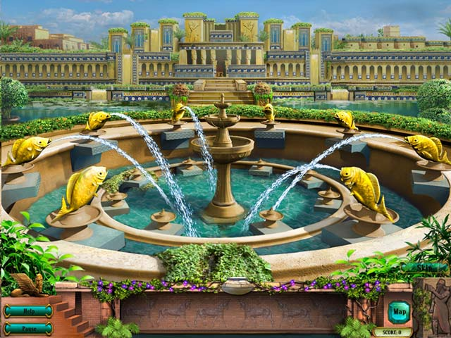 Image Hanging Gardens of Babylon