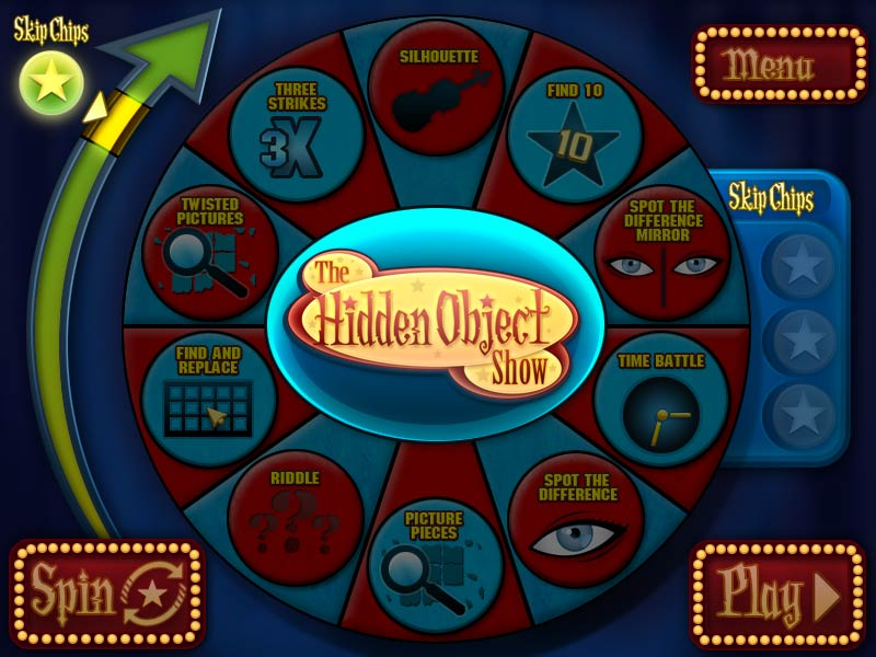 Image The Hidden Object Show
