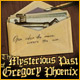 The Mysterious Past of Gregory Phoenix