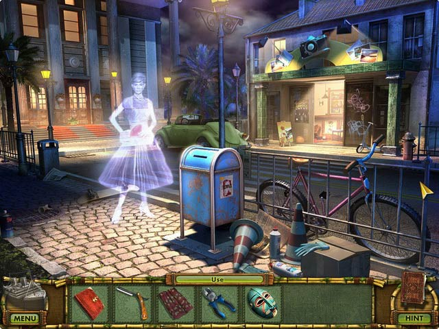 Image The Treasures of Mystery Island: The Ghost Ship