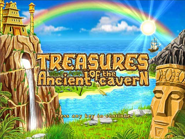 Image Treasures of the Ancient Cavern