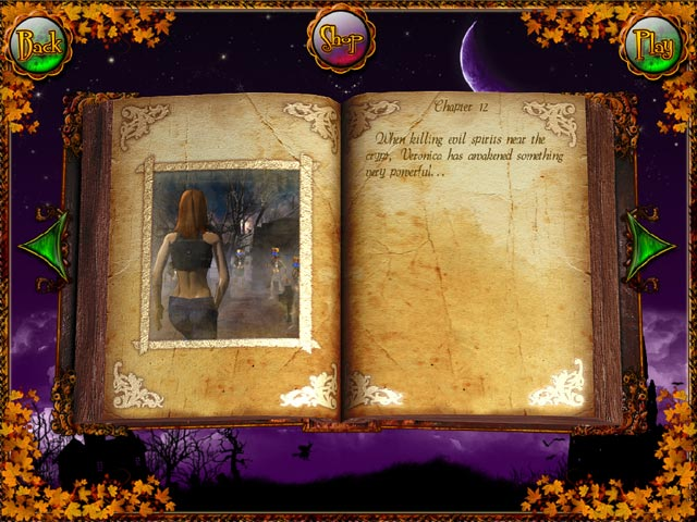 Image Veronica and the Book of Dreams