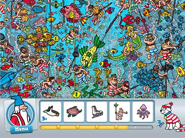 Image Where's Waldo: The Fantastic Journey