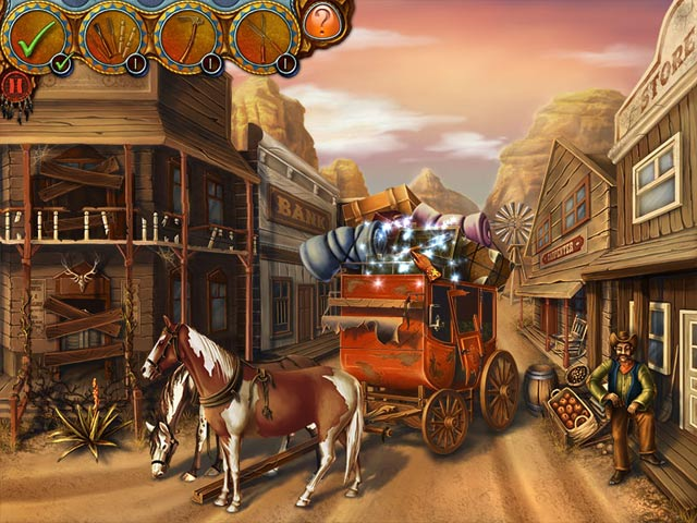 Image Wild West Story: The Beginning