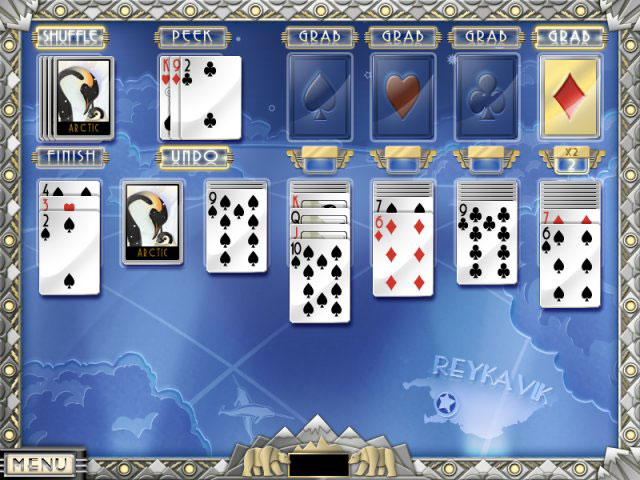 Image World Class Solitaire