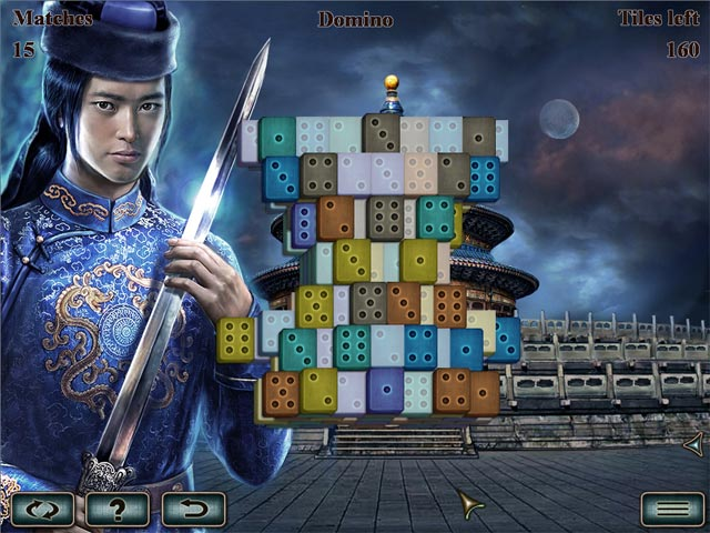 Image World's Greatest Temples Mahjong