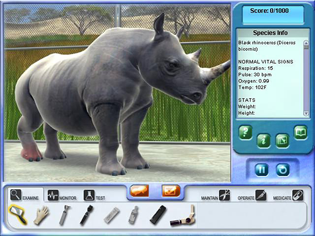 Image Zoo Vet 2: Endangered Animals
