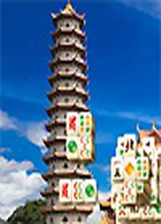 Image China Tower Mahjong