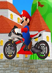 Image Mario Bike Course