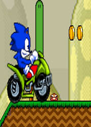 Image Sonic ATV in mario Land