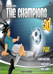 Image The Champions 3D - World Cup 2010