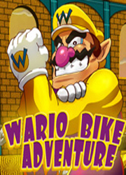 Image Wario Bike Adventure