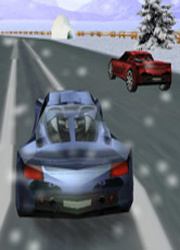 Image Winter Race 3D