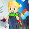 Baby Timmy Dress Up