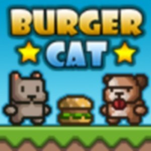 Image Burger Cat