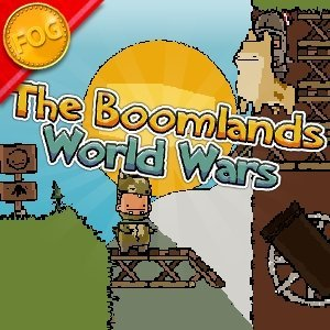 Image The Boomlands: World Wars