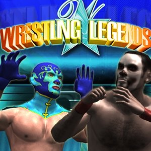 Image Wrestling Legends