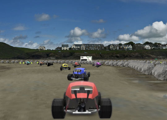 Image 3D Buggy Racing