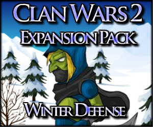 Image Clan Wars 2 Expansion - Winter Defense