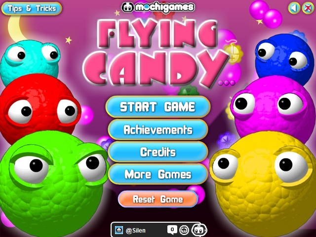 Image Flying Candy