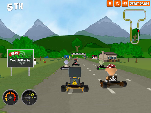 Image Karting Super Go