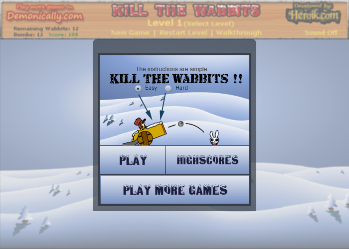 Image Kill The Wabbits - Winter Edition