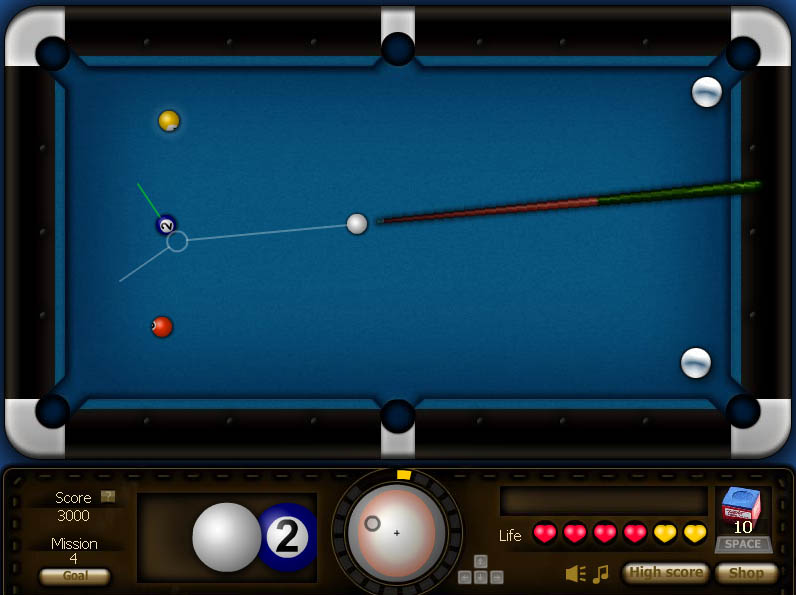 Image Mission 9 Ball