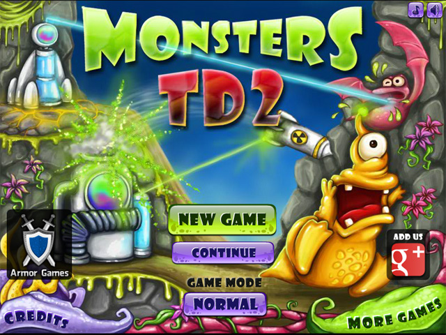 Image Monsters TD 2