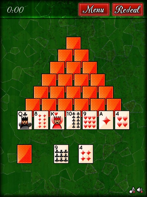 Image Pyramid Solitaire Classic