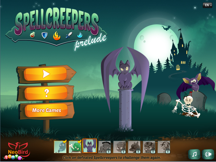 Image Spellcreepers Prelude