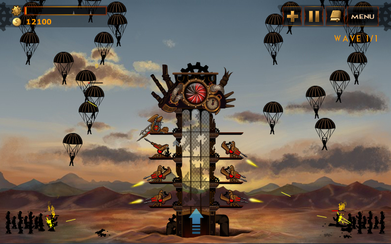 Image Steampunk Tower