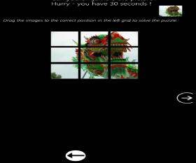 Image Chinese Dragon Puzzle
