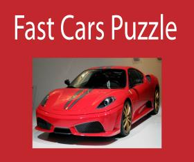 Image Fast Cars Puzzle