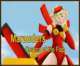 Image marauders corona of the flap