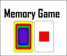 Image Memory Game - Basic
