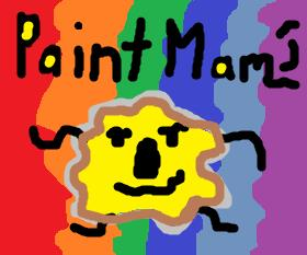 Image Paint Man The Game