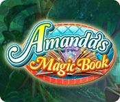 Amanda's Magic Book