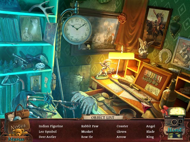 Image Deadly Puzzles: Toymaker