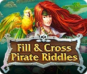 Fill and Cross Pirate Riddles