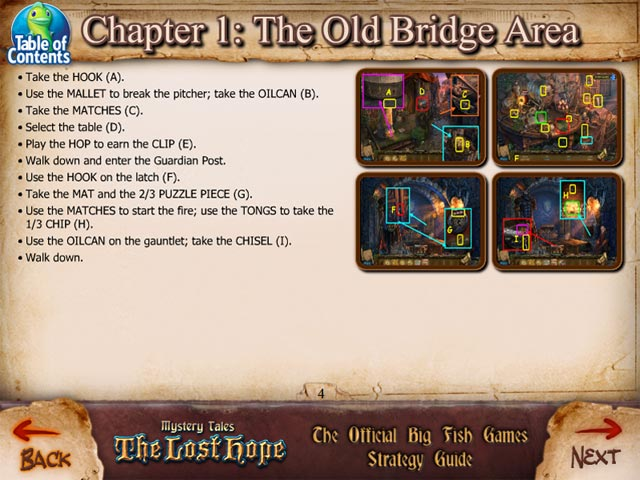Image Mystery Tales: The Lost Hope Strategy Guide